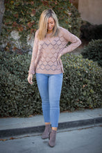 Load image into Gallery viewer, Mocha Sands Sweater