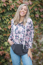 Load image into Gallery viewer, Showered in Blooms Hoodie