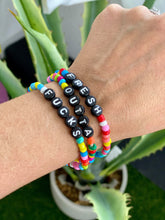 Load image into Gallery viewer, Boujie Bee Beaded Bracelets