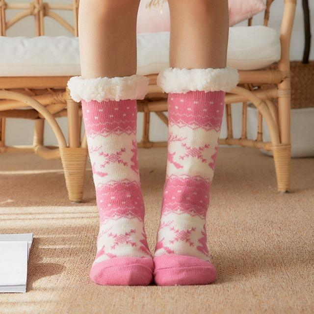 Fleece Lined Socks