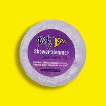 Load image into Gallery viewer, Lavender Shower Steamer