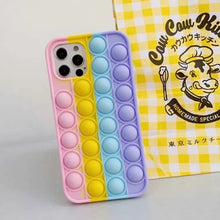 Load image into Gallery viewer, Bubble Popping Phone Case PREORDER