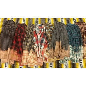 Upcycled Flannels