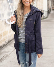 Load image into Gallery viewer, Grace & Lace Rain Jacket
