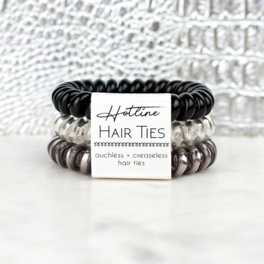 Hot Line Hair Ties