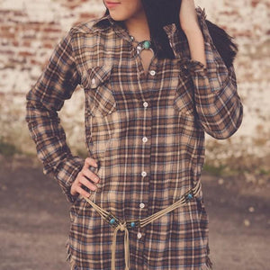 Free Spirit, Frayed Edge Flannel
