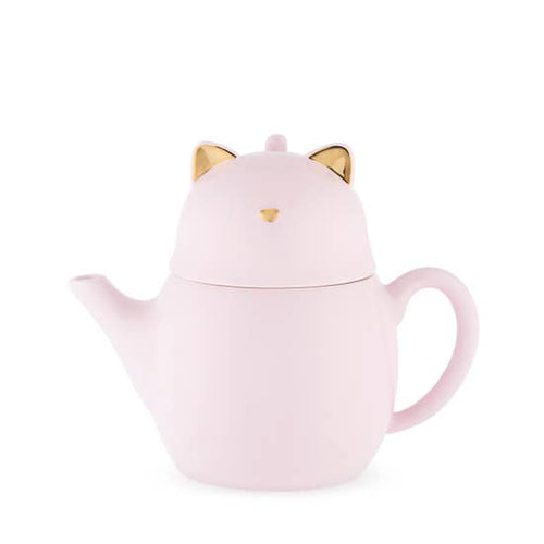 Pinky Up - Purrrcy™ Cat Tea for One Set by Pinky Up®