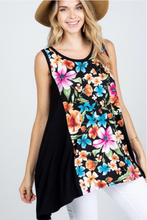 Load image into Gallery viewer, Obsession of the Tropics Tank Tunic