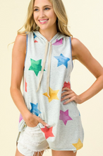 Load image into Gallery viewer, Twinkle In Your Eye Tank Hoodie