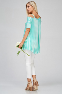 Minty Fresh Loose Fit Top