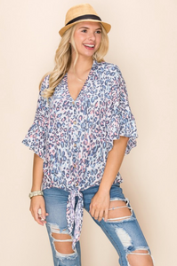 Springfree Bell Sleeve Top