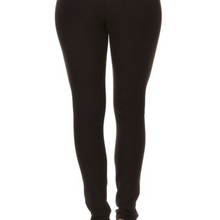 Load image into Gallery viewer, The Best Ponte Pants Ever in Black