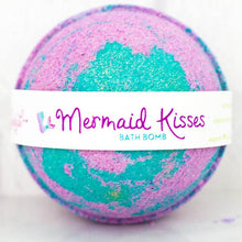 Load image into Gallery viewer, Mermaid Kisses Bath Bomb