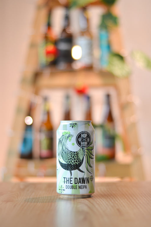 Hop Nation The Dawn Double NEIPA (375ml)