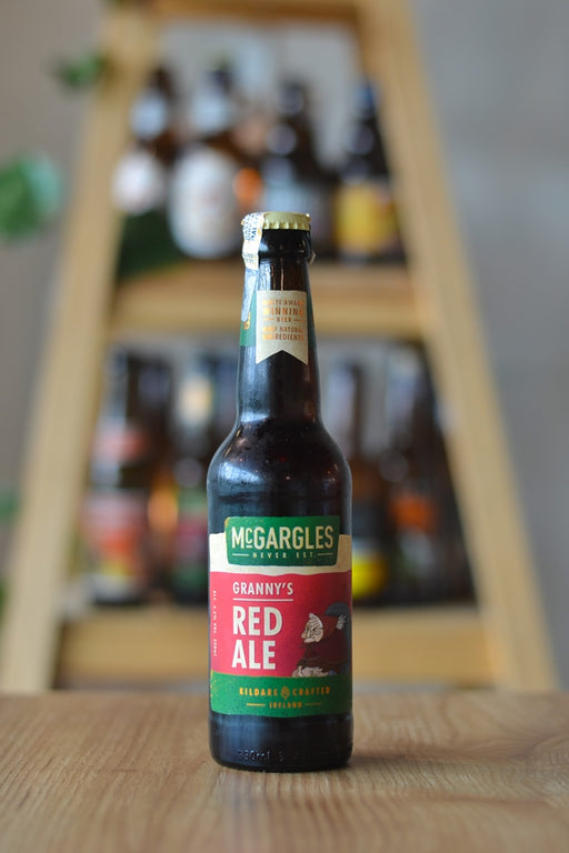 The Rye River McGargles Granny's Red Ale (330ml)