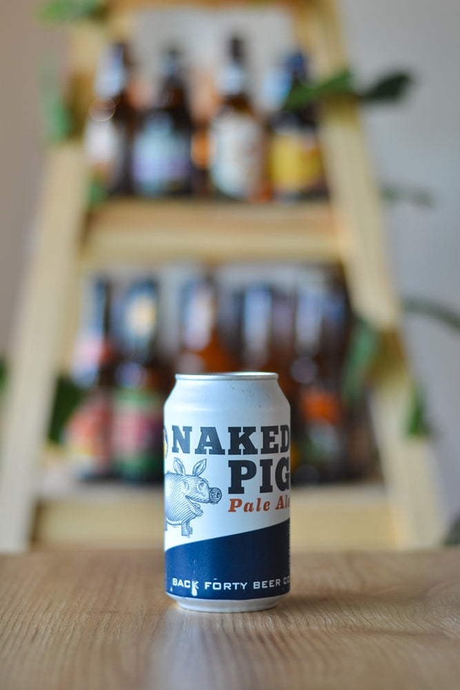 Back Forty Naked Pig Pale Ale (330ml)