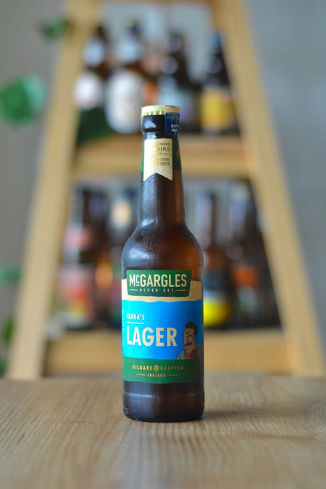 The Rye River McGargles Frank's Lager (330ml)