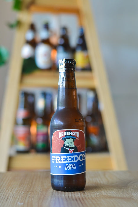 Behemoth Freedom APA (330ml)