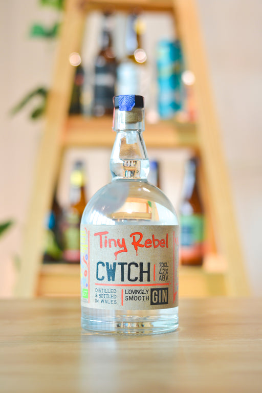 Tiny Rebel CWTCH Gin (Lovingly Smooth)