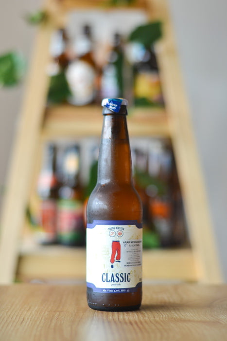 Young Master Classic American Pale Ale 少爷 经典 美式淡色艾尔 (330ml)