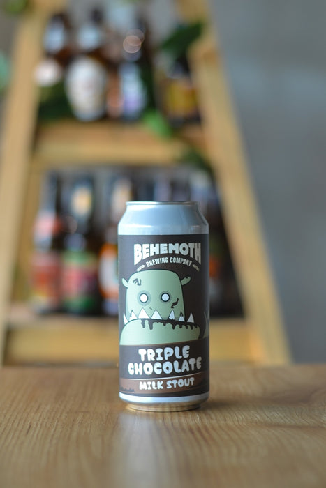 Behemoth (Chur) Triple Chocolate Milk Stout