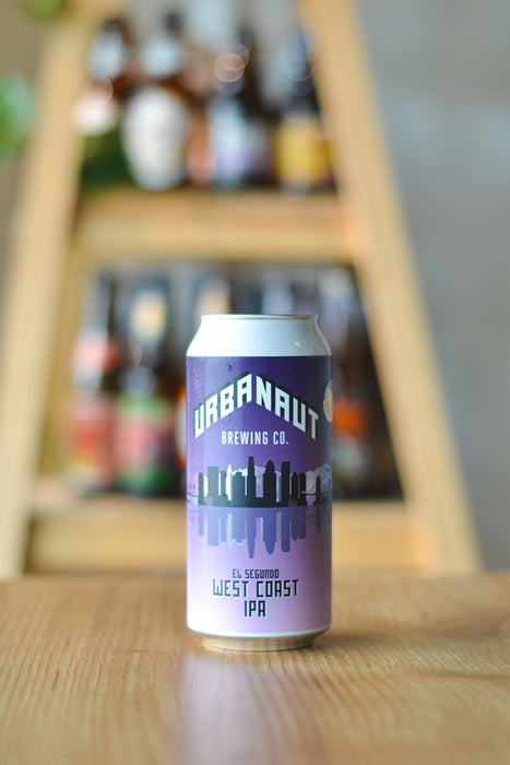 Urbanaut El Segundo West Coast IPA (440ml)