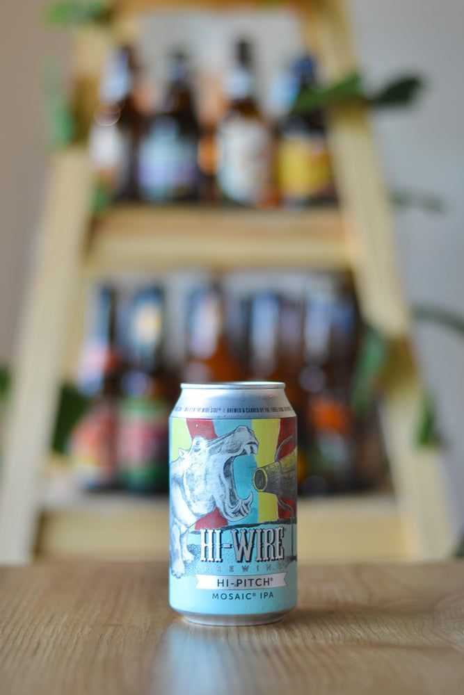 Hi-Wire Hi-Pitch Mosaic IPA (330ml)