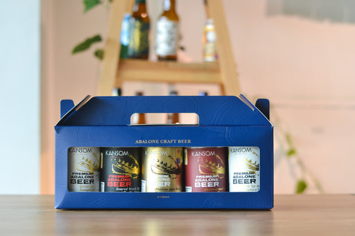 Craft Beer Kansom Pack (With Kansom Exclusive Box)
