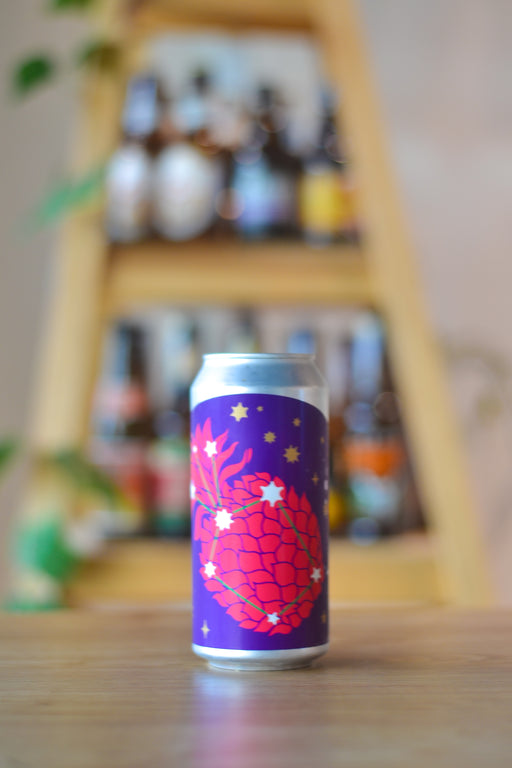 Omnipollo x Monkish Pineapple Pizza Space Cookie IIPA (440ml)