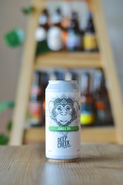 Deep Creek Mischief Jungle IPA (440ml)