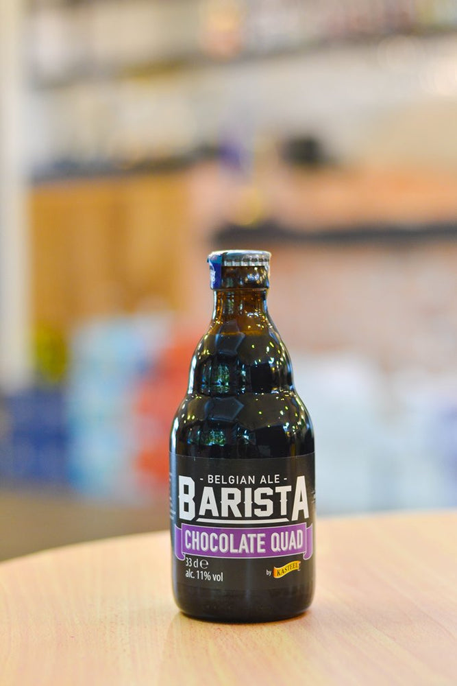 Van Honsebrouck Kasteel Barista Chocolate Quad (330ml)