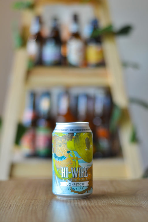 Hi-Wire Lo-Pitch Juicy IPA