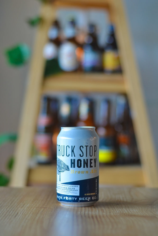 Back Forty Truck Stop Honey Brown Ale (330ml)