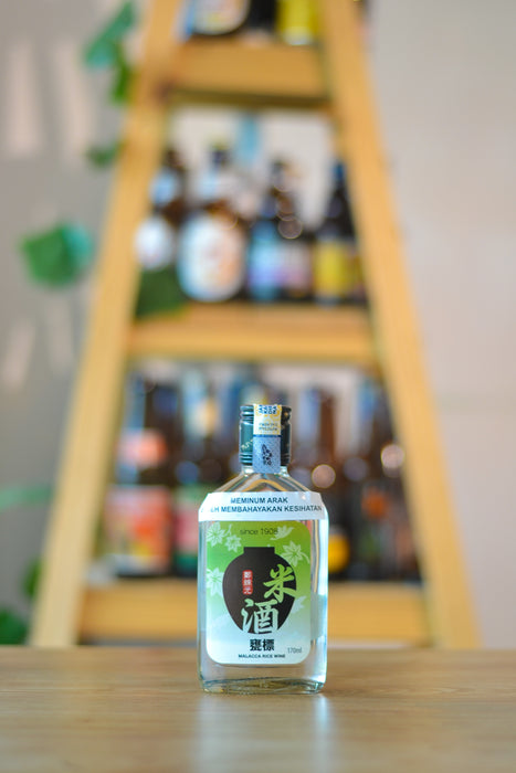 Malacca Rice Wine Pandan (170ml)
