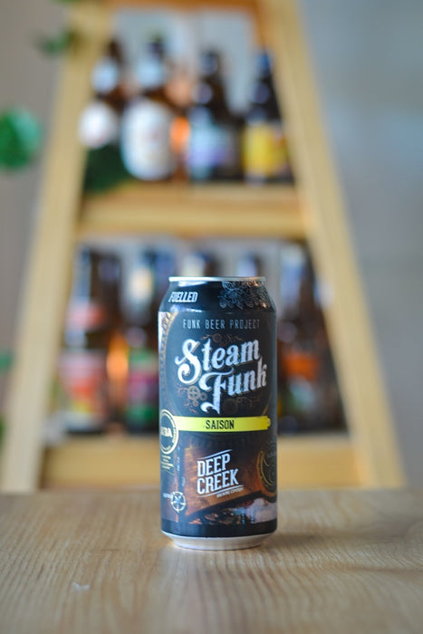 Deep Creek Steam Funk Saison (440ml)