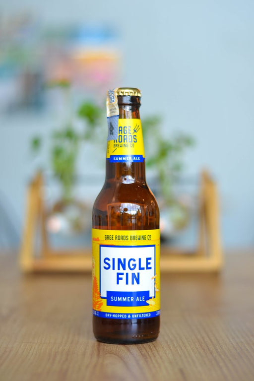 Gage Roads Single Fin Golden Ale (330ml)