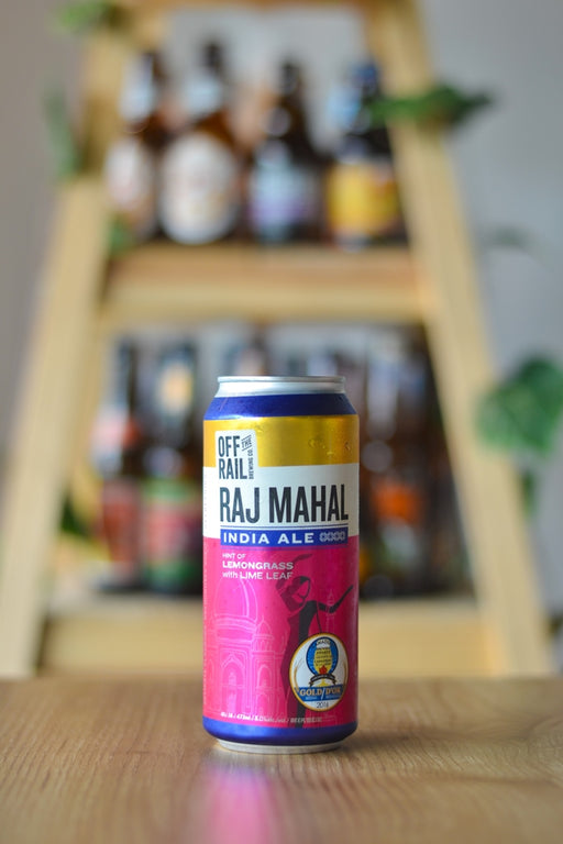 Off the Rail Raj Mahal India Ale (473ml)