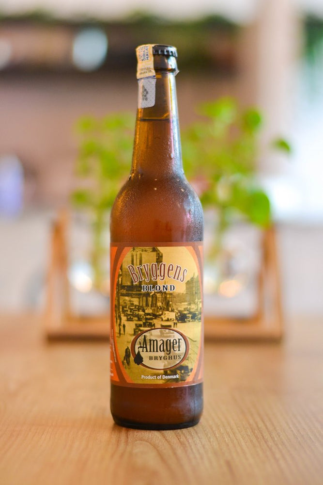 Amager Bryggens Blond (500ml)