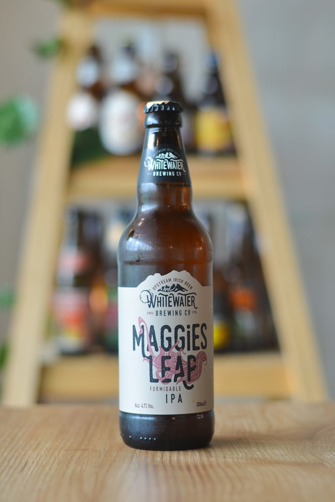 Whitewater Maggies Leap IPA (500ml)