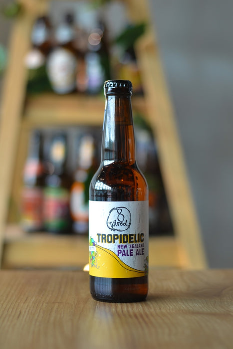 8 Wired Tropidelic New Zealand Pale Ale (330ml)