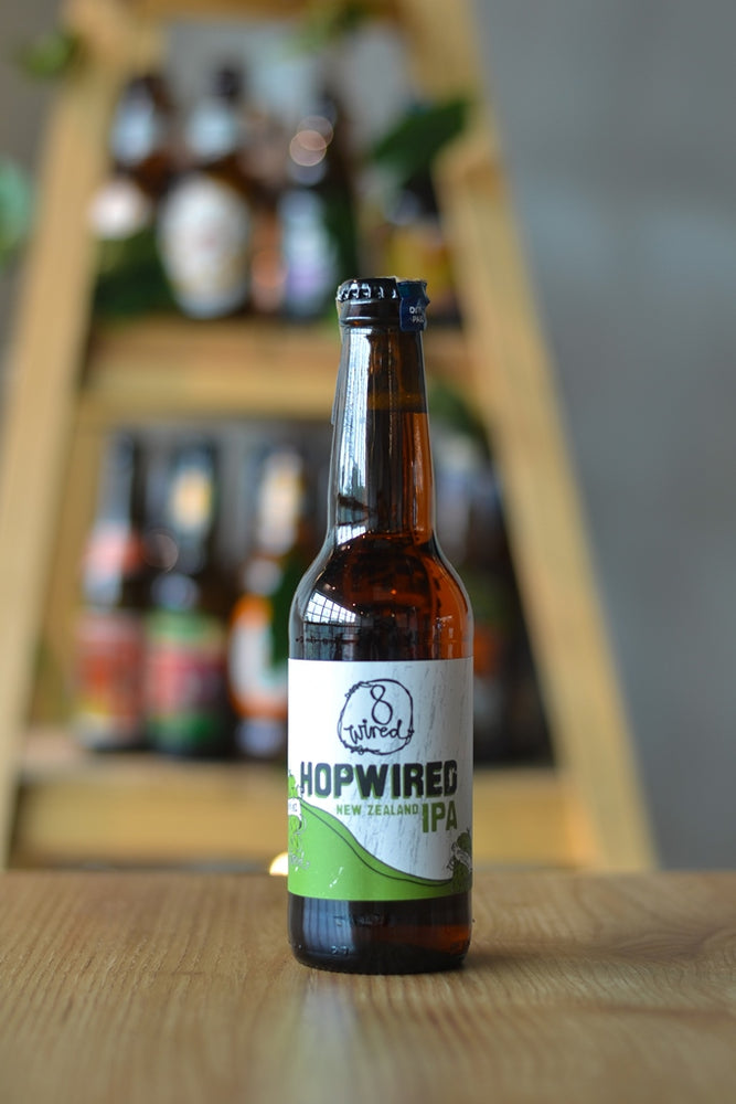 8 Wired HopWired IPA