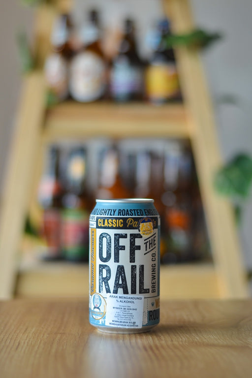 Off The Rail Classic Pale Ale