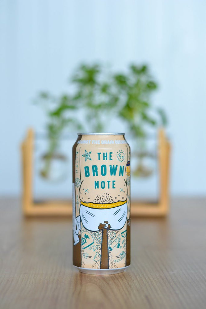 Against the Grain The Brown Note (473ml CAN)