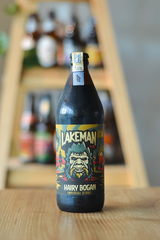Lakeman Hairy Bogan Imperial Stout 500ml