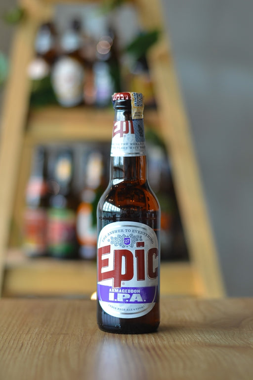 Epic Armageddon IPA (330ml)