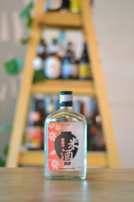 Malacca Rice Wine Rose (340ml)