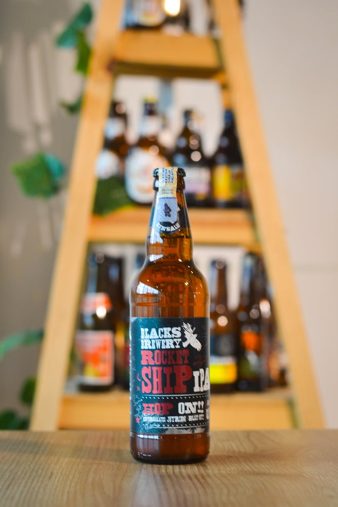 Blacks of Kinsale Rocketship IPA (500ml)