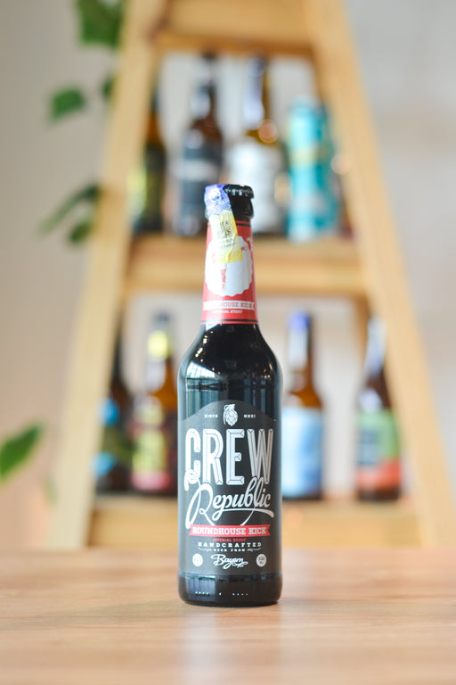 CREW Republic Roundhouse Kick Imperial Stout (330ml)
