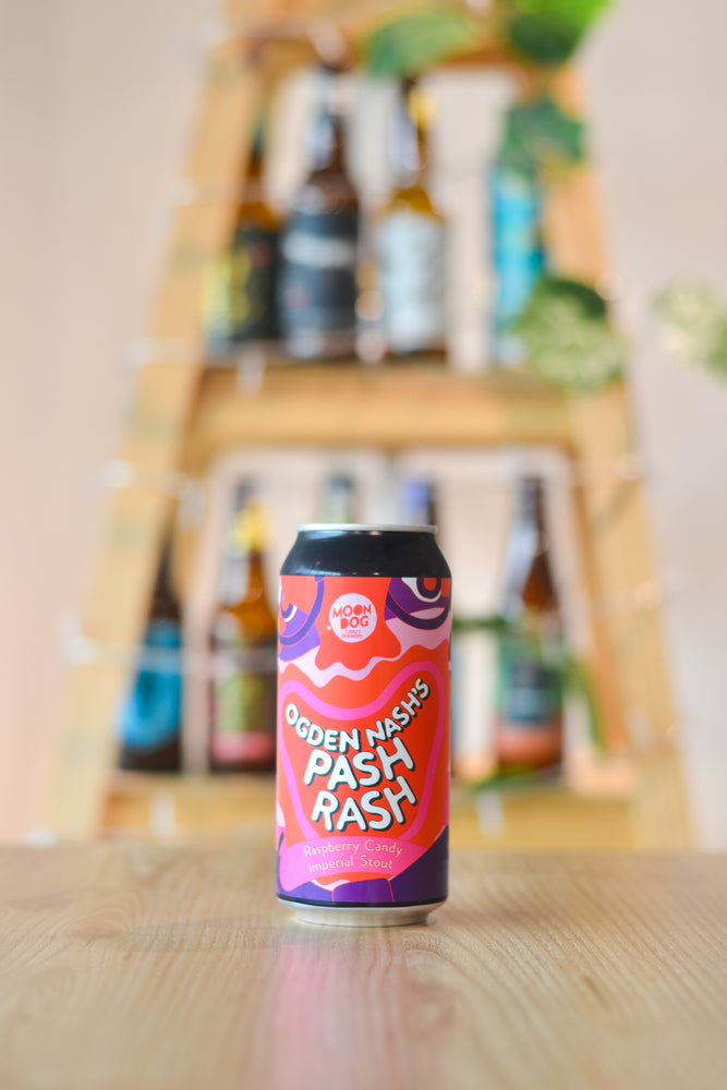 Moon Dog Ogden Nash's Pash Rash (440ml)