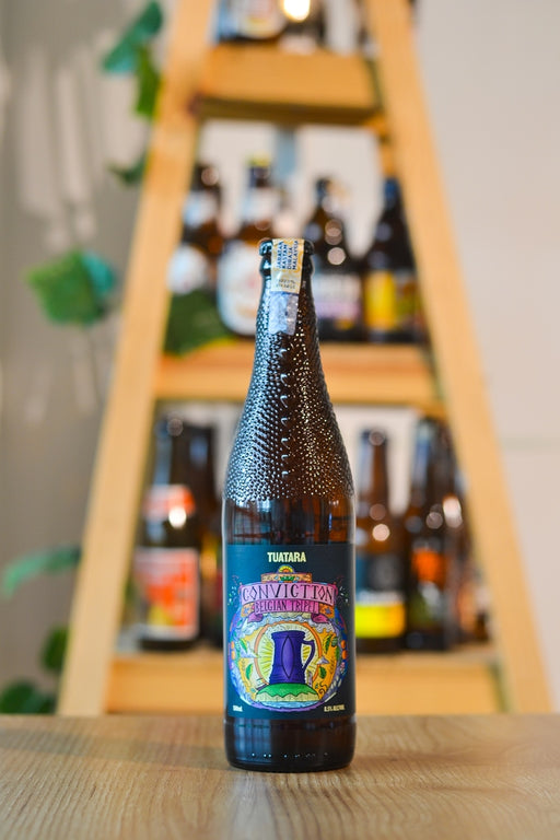 Tuatara Conviction Belgian Tripel (500ml)